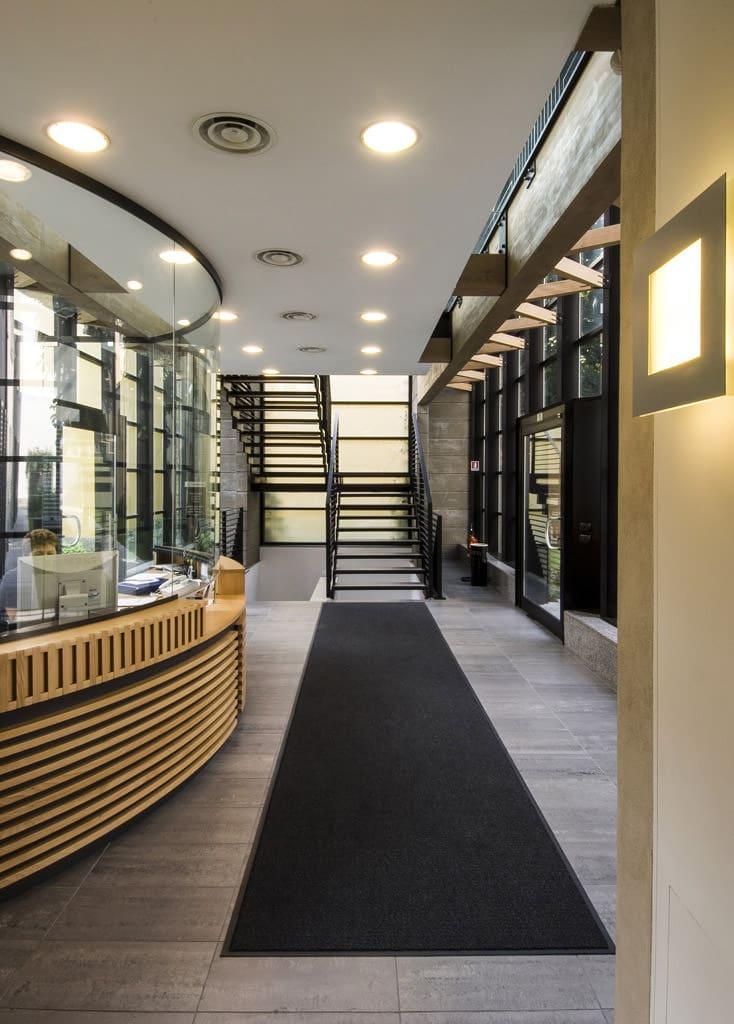 Building Restoration IDSC Headquarter