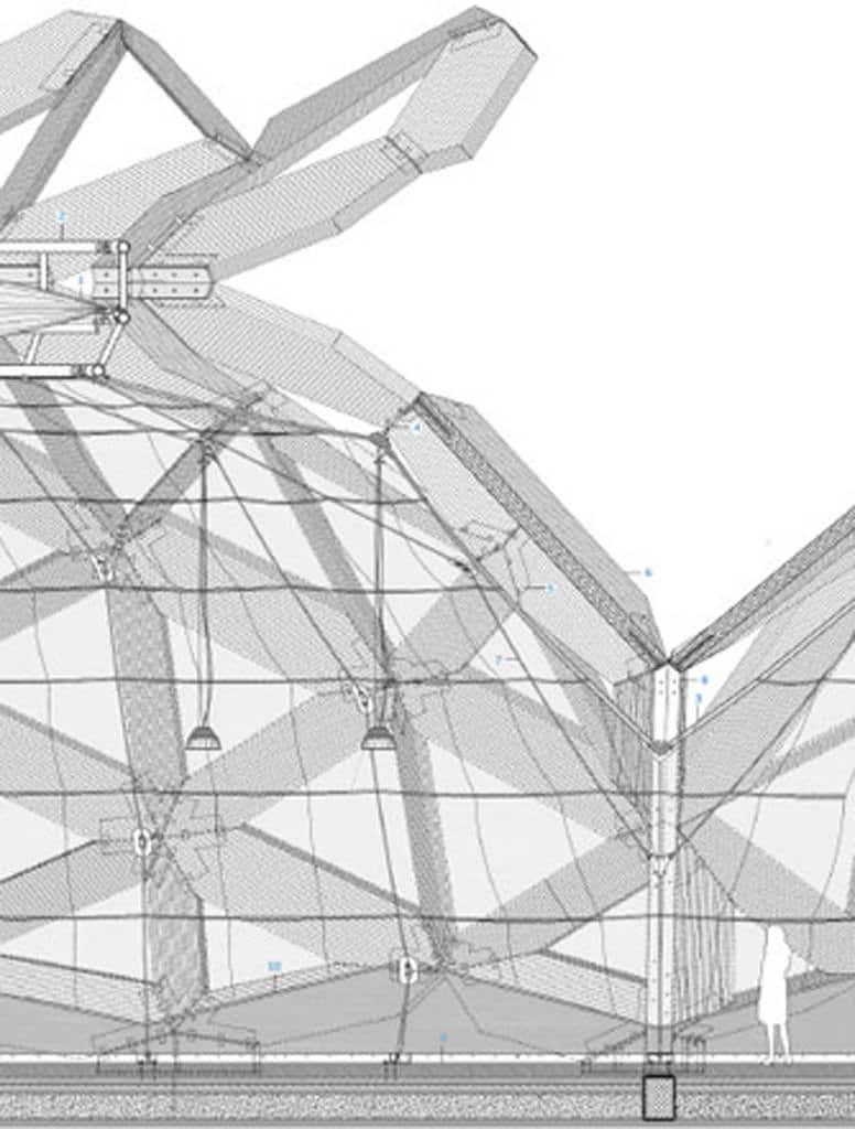 COPAGRI Expo 2015 drawing
