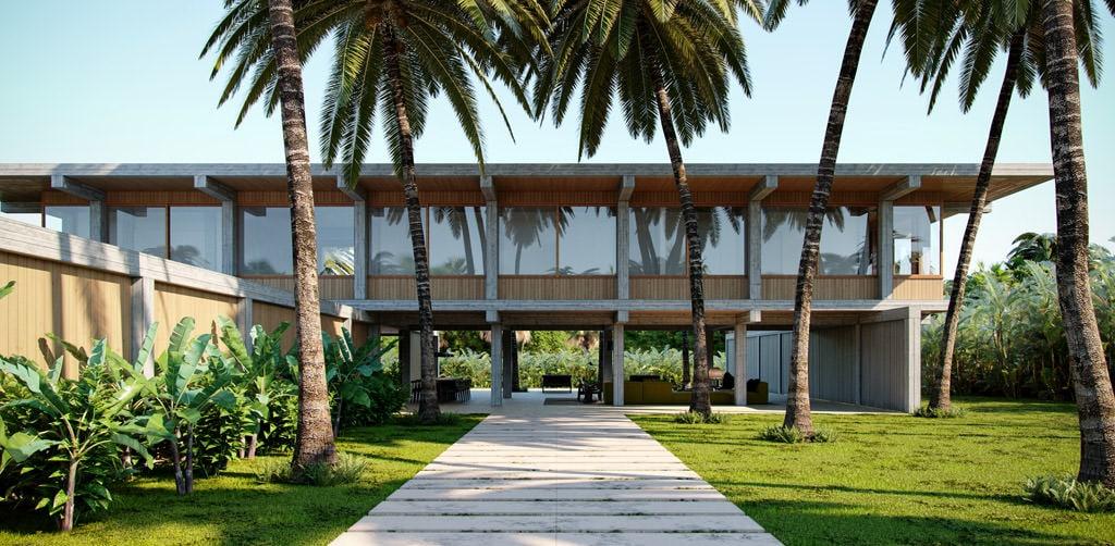Private Villa in Cabarete, Dominican Republic EPTA