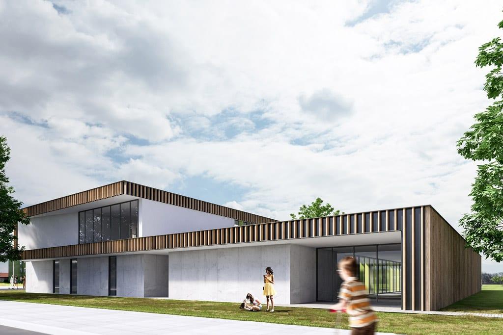 Elementary School in Nerviano EPTA