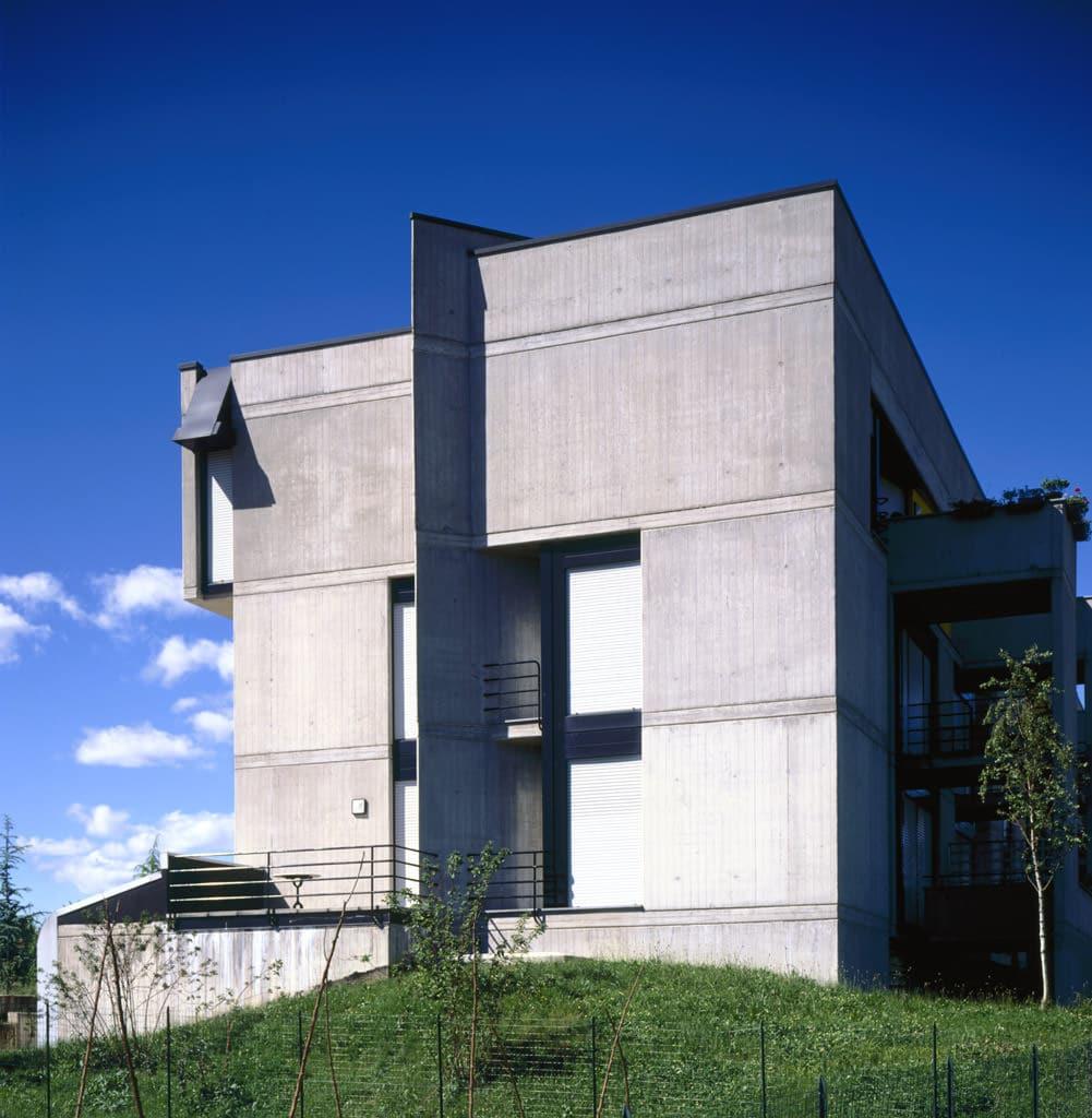 Housing Barzanò Emilio Pizzi Team Architects