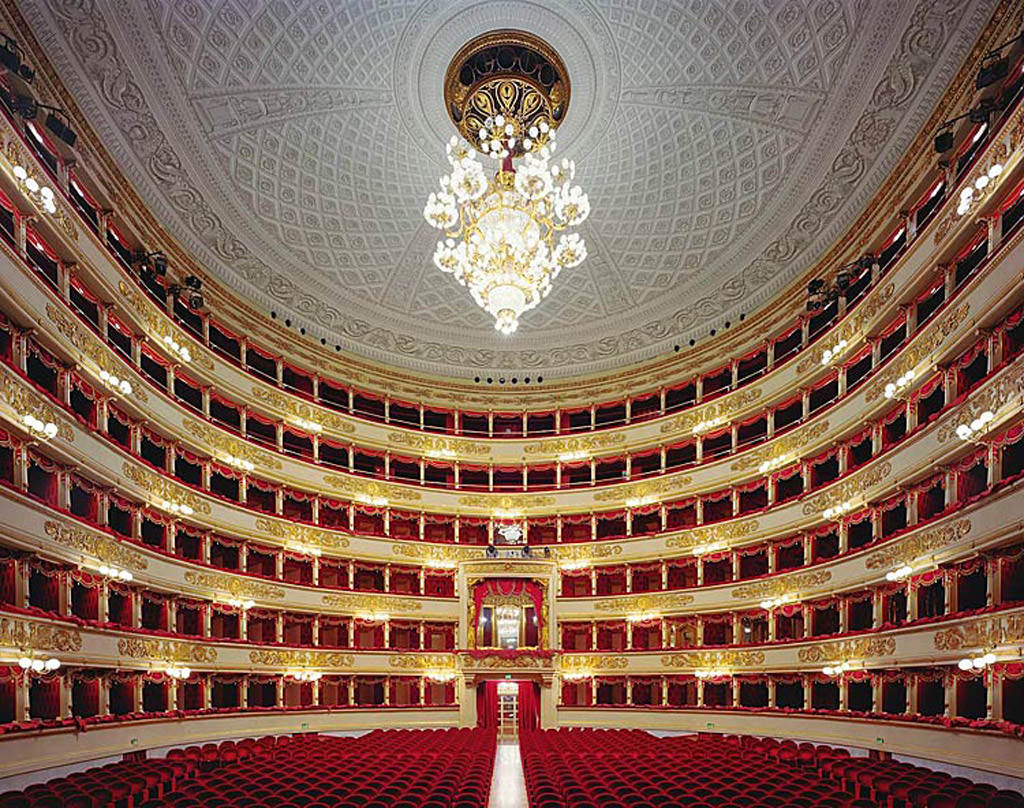 La Scala Theater Renovation