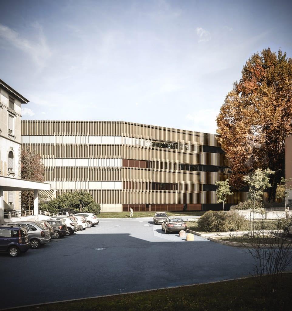 New Day Center - Ospedale di Circolo