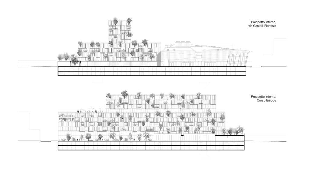 RHO Urban Regeneration Sections