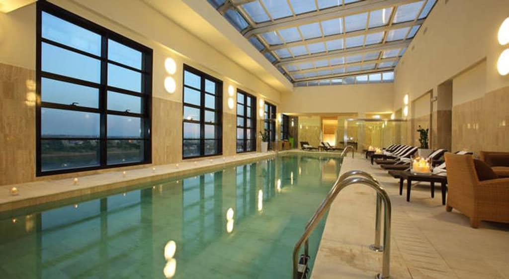 Starhotel Saronno piscina