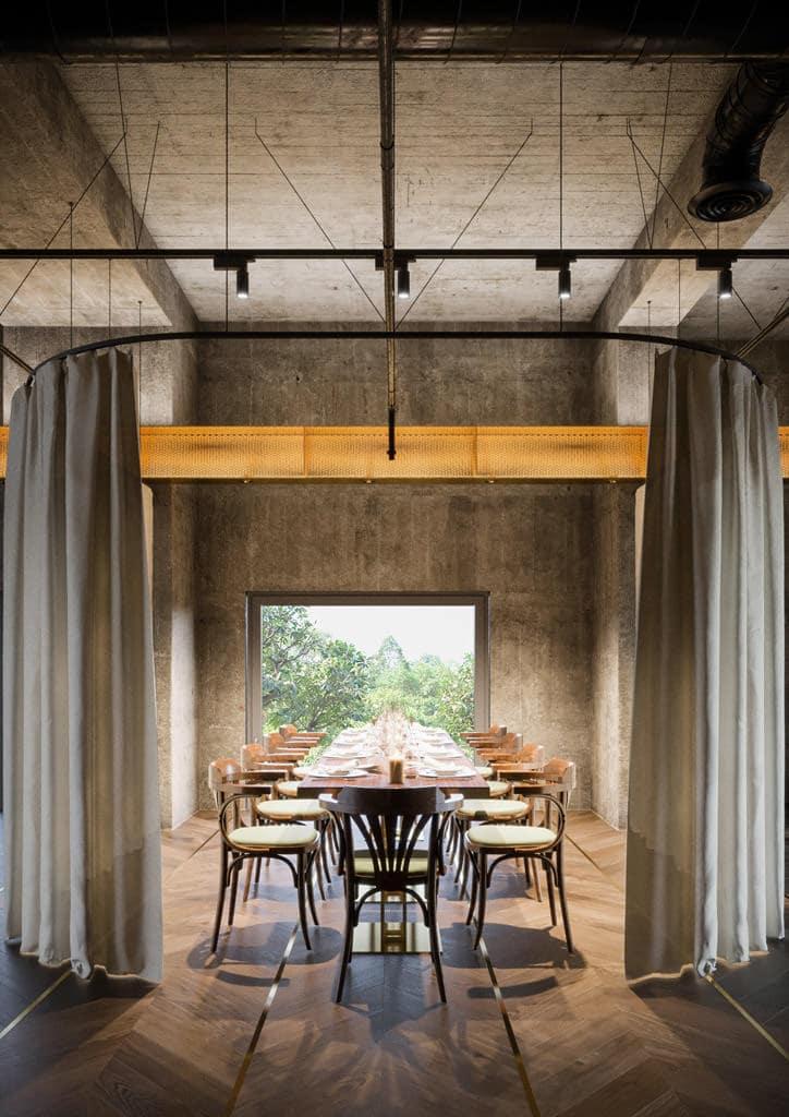 Vietnam Tavola Restaurant VIP Lounge