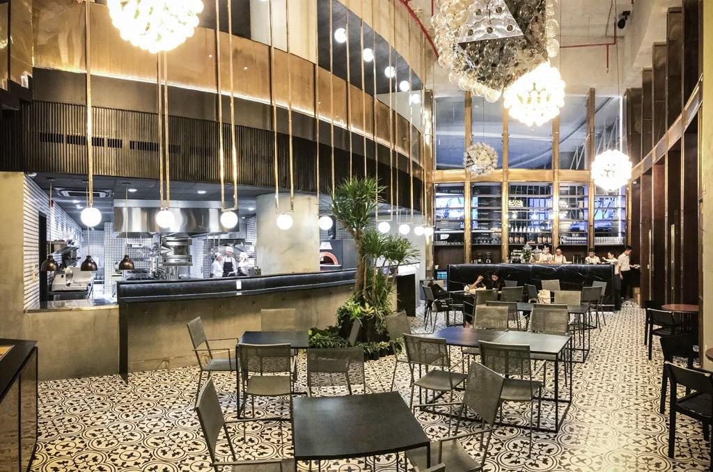 Vietnam Tavola Restaurant