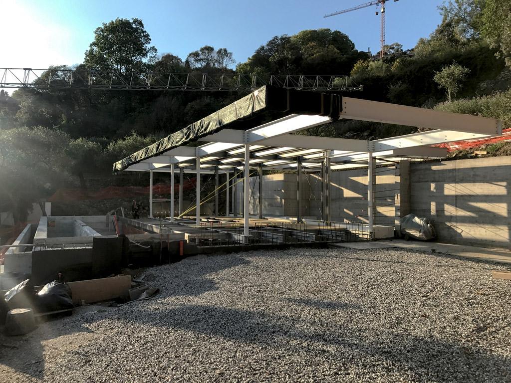 Villa R Santa Margherita Ligure Structure